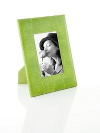 Portafoto 10x15 Pitone Verde Brandani